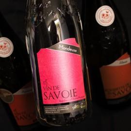 Vin de savoie rouge Mondeuse